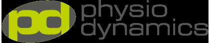 physio dynamics – Physiotherapie in Mönchengladbach und Niederkrüchten Retina Logo